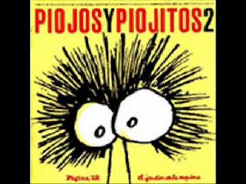 cd piojos y piojitos 2