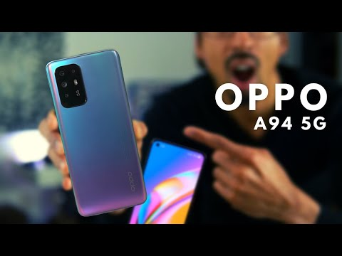 OPPO A94 5G (Test) : Le compromis parfait signé Oppo ??!!