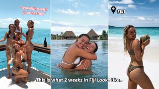 What went down in Fiji... OUR FIJI VLOG! (schoolies) | Mescia Twins