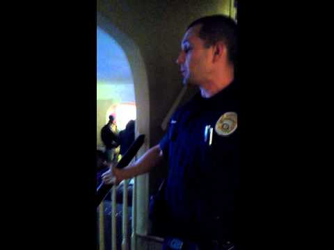 "Iraqi War Veteran Friday Night Experience of Durham North Carolina ""Hidden Agenda"" Police Brutality"