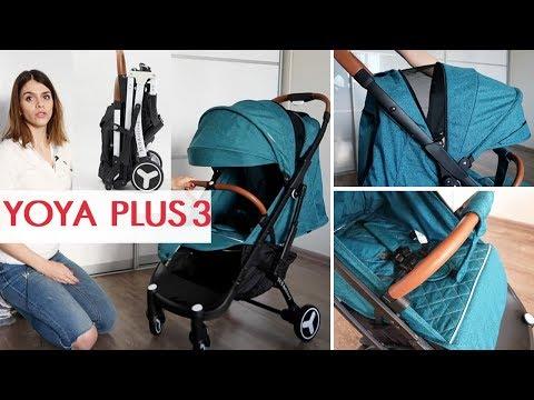 Yoya plus 3 видео обзор