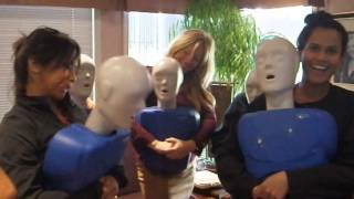 San Mateo Center for Cosmetic Dentistry CPR Training Thumbnail