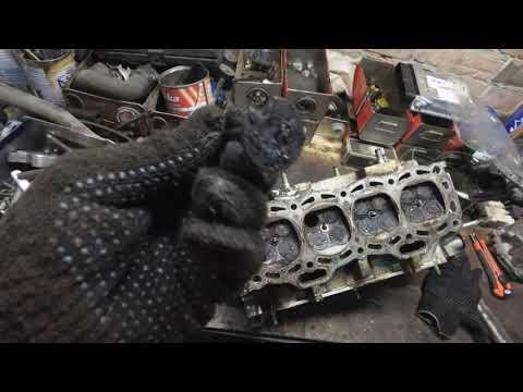 Toyota Tercel, почему троит двигатель?