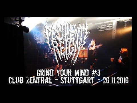 Pestilent Reign LIVE @ Grind Your Mind #3 - Stuttgart Club Zentral  26.11.2016 - Dani Zed