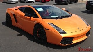 Supercar Shopping: Lamborghini Gallardo SE Test Drive