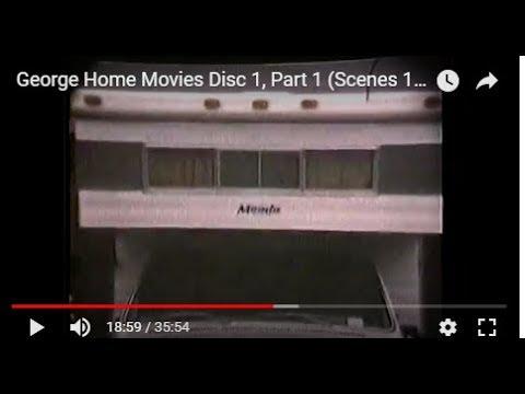 George Home Movies Disc 1, Part 1 (Scenes 1-16)
