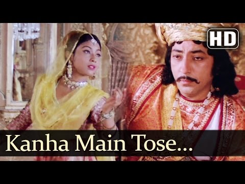 Kanha Main Tose Haari - Shatranj Ke Khilari Song - Amjad Khan - Birju Maharaj - Classical Song