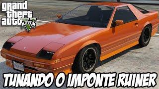 GTA V - Tunando o Imponte Ruiner (Pontiac Firebird)