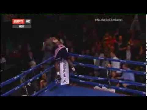 Luis SANTIAGO vs Erickson LUBIN -  Fight - Pelea Completa
