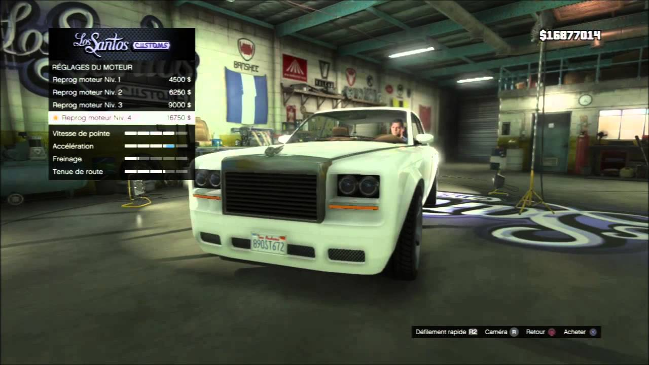episode 7 gta5 tune ma caisse sp cial voiture de luxe ps3 youtube. Black Bedroom Furniture Sets. Home Design Ideas