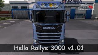 [ETS2. V1.30]...PDT...[1.30] Hella Rallye 3000 v1.01