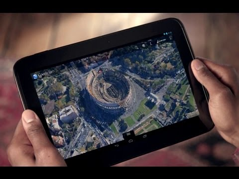 Google Nexus 10 Review (Part 2): Gaming, Google Now, Google Earth & Note Taking