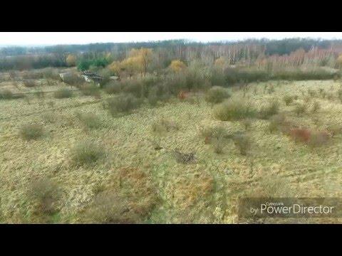 Legnica i okolice film z drona
