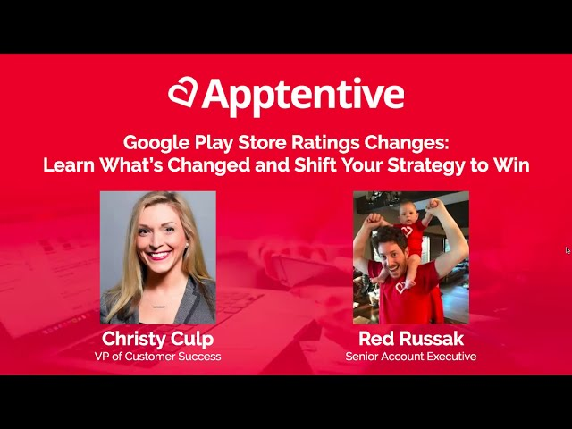 Post for video 'Google Play Store Changes | Webinar