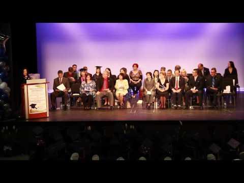 Hacienda La Puente Adult Education Graduation Ceremony - Class of 2016
