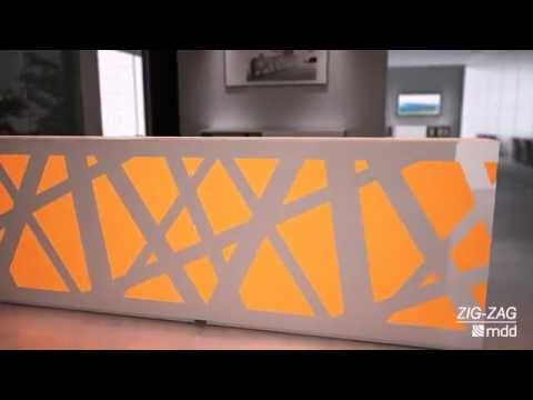 Zig Zag - Reception Desk - Mdd Office Furniture