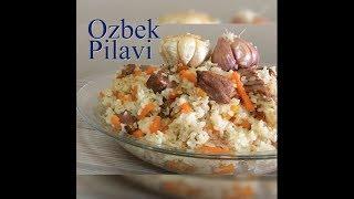 ÖZBEK PILAVI Nasıl Yapılır? SEMERKAND' dan inanilmaz lezzet!!! / Узбекский Плов