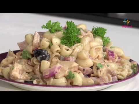 Olive chicken salad (swedish cuisine)| Wow Emi Ruchi | 20th April 2017 | Full Episode