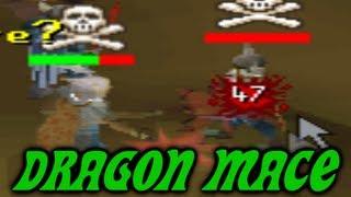 Dragon Mace PKing! | RuneScape 2007