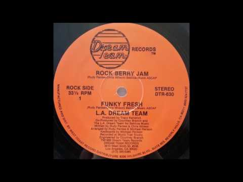 LA Dream Team-Rockberry Jam