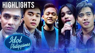 Meet your Top 5 Grand Finalists | Live Round | Idol Philippines 2019