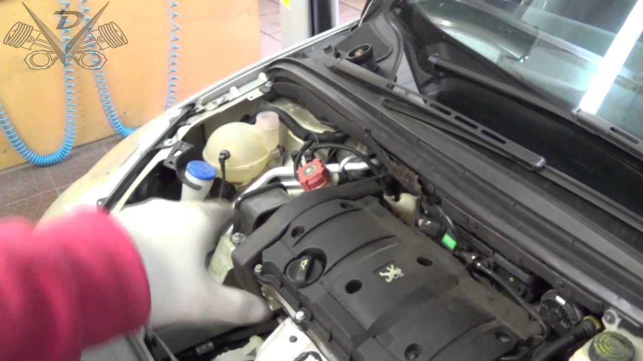 Oficina Mecânica - 01-06-2015 - Peugeot 307 1 6 16v  2007