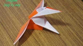 Step By Step Origami For Beginners Crow
