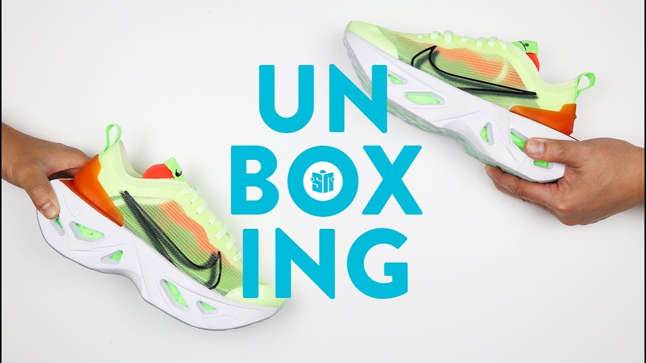 Is Nike Trying To Reinvent The Chunky Shoe?