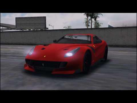 GTA San Andreas - Ferrari