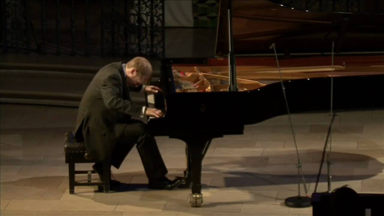 Warren Mailley-Smith Piano St Martin-in-the-Fields Live DVD Trailer