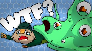 EAT AND EVOLVE, SO WEIRD! - Toadled Gameplay Part 1