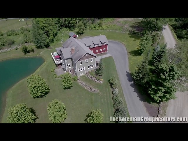 91 Lang Farm Road Luxury Stowe Home for Sale Video Tour