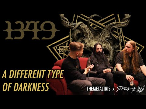 1349 - Interview Part 1: A Different Type Of Darkness