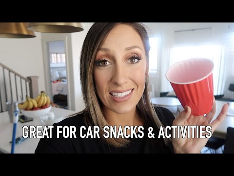 Road trip hacks with kids! Best travel tips, tricks, and hacks