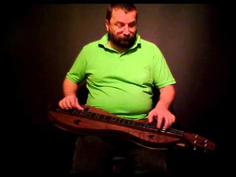 Waltzing Matilda (mountain dulcimer - fingerpicking)