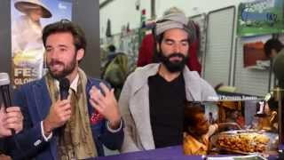 Optimistic Traveler, Muammer Yilmaz et Milan Bihlmann, par ABM-TV