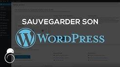 Comment SAUVEGARDER / RESTAURER son site WORDPRESS - Hacking SEO