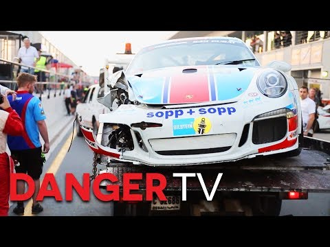 Extreme Endurance Racing in Dubai | A Danger TV Special Presentation