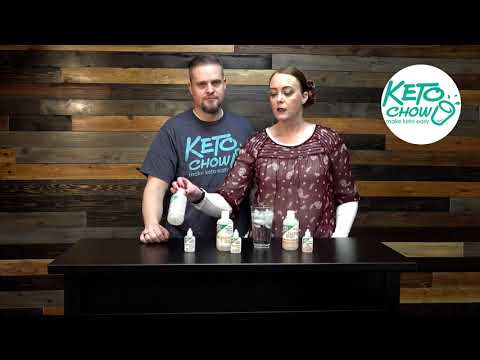 Keto Chow Electrolyte Supplements