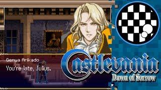 Castlevania: Dawn of Sorrow | Julius Mode