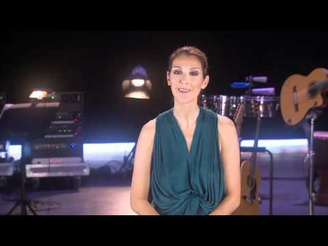 Celine Dion Sings Happy Birthday Acapella (Live 2011)