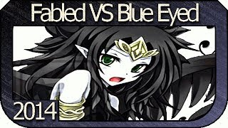 YUGiOH! - Fabled Deck VS Blue Eyed Chaos 2014