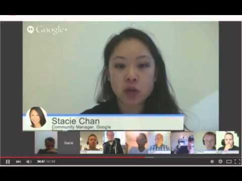 Kreason Govender Live On Google Hangout