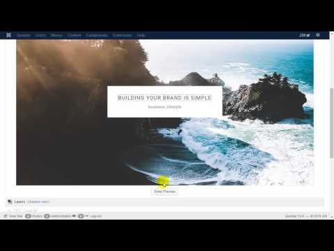 Layer Slider For Joomla! Tutorial - Create Dynamic Slider