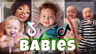 FUNNIEST BABIES ontIKtOK | Cute kids videos compilation 2020