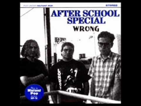 After School Special- Wrong