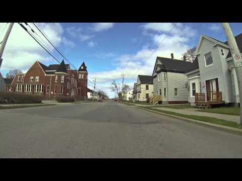 Yarmouth Nova Scotia - Spring Drive Part 1
