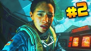 Call Of Duty Infinite Warfare #2 Campaña Mision 2 | Gameplay en Español | PC 1080p