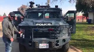 S. W. A. T. Bakersfield's Special Weapons & Tactics Police Team