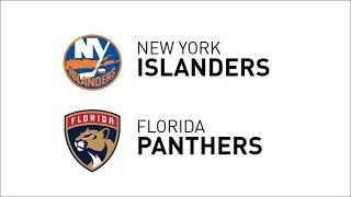 Recap: Islanders 2, Panthers 3 - F/OT • Nov 12, 2016